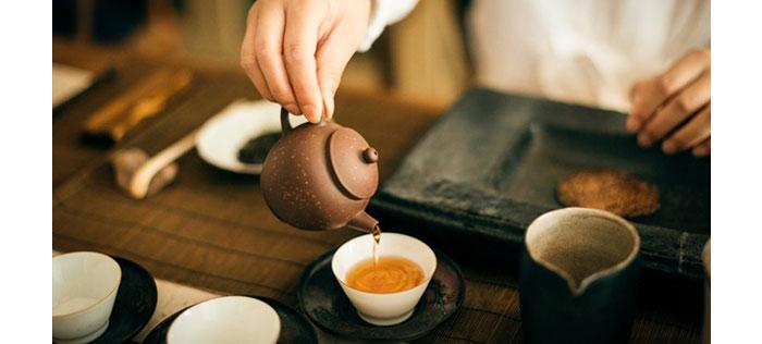 tráng trà đóng vai trò quan trọng trong thưởng trà